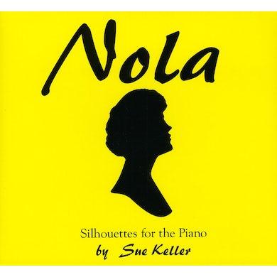 Sue Keller NOLA REBORN CD