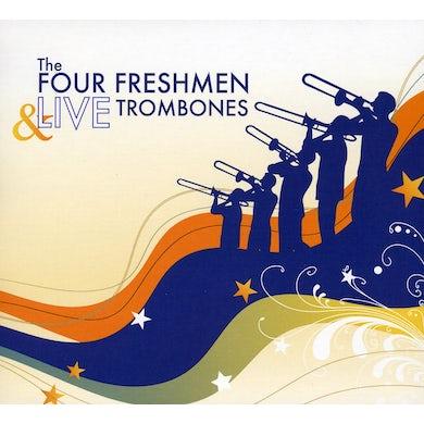 Four Freshmen LIVE TROMBONES CD