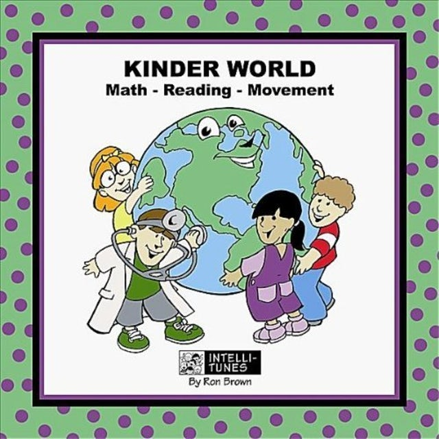 Ron Brown KINDER WORLD CD
