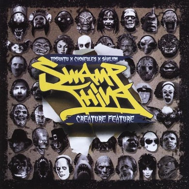 Swamp Thing CREATURE FEATURE CD