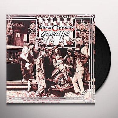 ALICE COOPER'S GREATEST HITS Vinyl Record