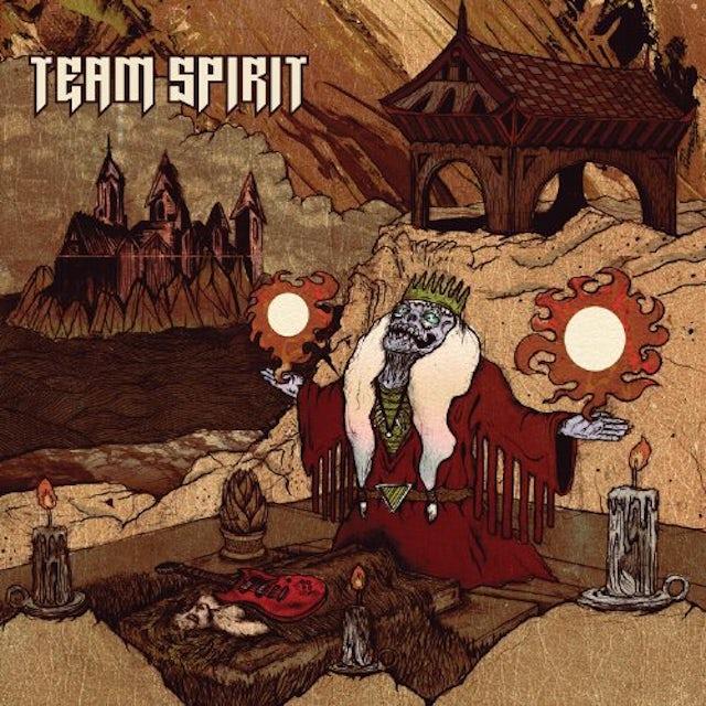 Team Spirit Vinyl Record