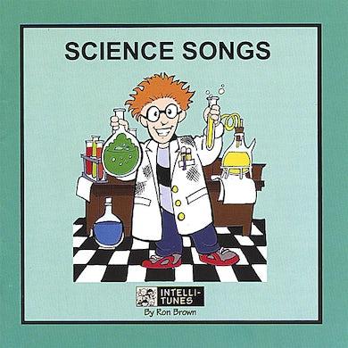 Ron Brown SCIENCE SONGS CD