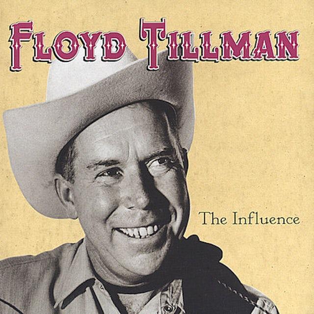 Floyd Tillman INFLUENCE CD