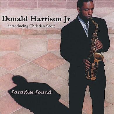 Donald Harrison PARADISE FOUND CD