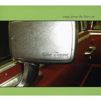 Chris Trapper SONGS FROM THE DRIVE-IN CD