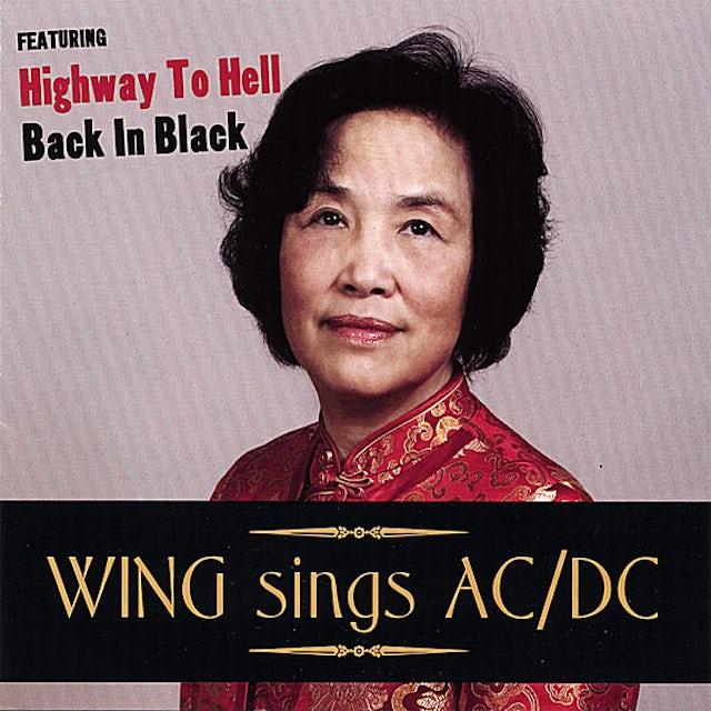 Wing SINGS AC/DC CD