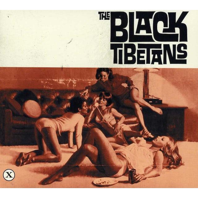 Black Tibetans CD