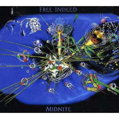 Midnite FREE INDEED CD