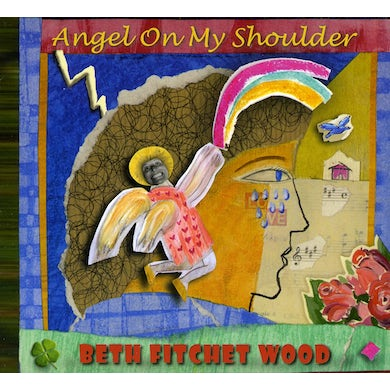 Beth Fitchet Wood ANGEL ON MY SHOULDER CD