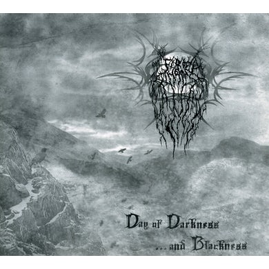 Fire Throne DAY OF DARKNESS AND BLACKNESS CD