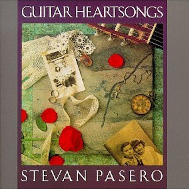 Stevan Pasero GUITAR HEARTSONGS CD