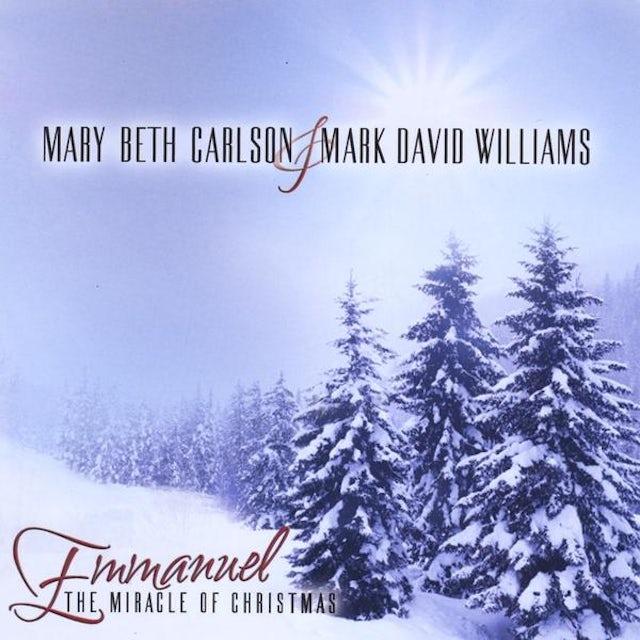 Mary Beth Carlson MIRACLE OF CHRISTMAS CD