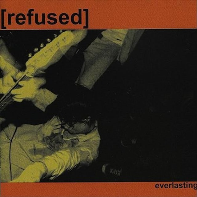 Refused EVERLASTING Vinyl Record