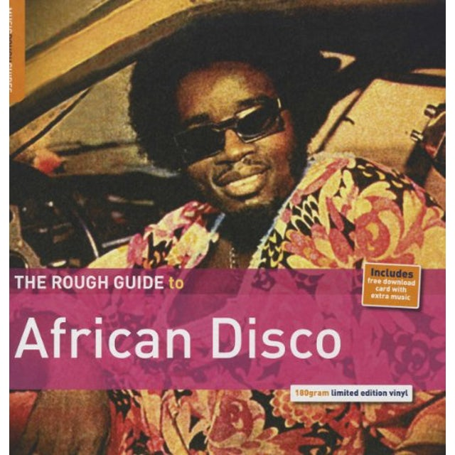 Rough Guide To African Disco / Various (Dlcd) ROUGH GUIDE TO AFRICAN DISCO / VARIOUS Vinyl Record