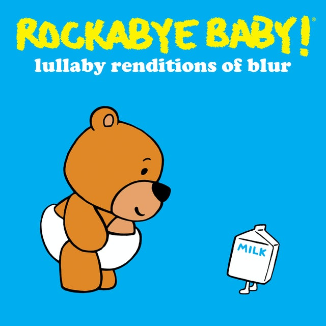 Rockabye Baby LULLABY RENDITIONS OF BLUR CD