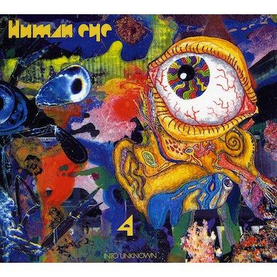 Human Eye 4: INTO UNKNOWN CD