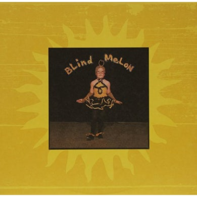 BLIND MELON / SIPPIN TIME SESSIONS EP Vinyl Record