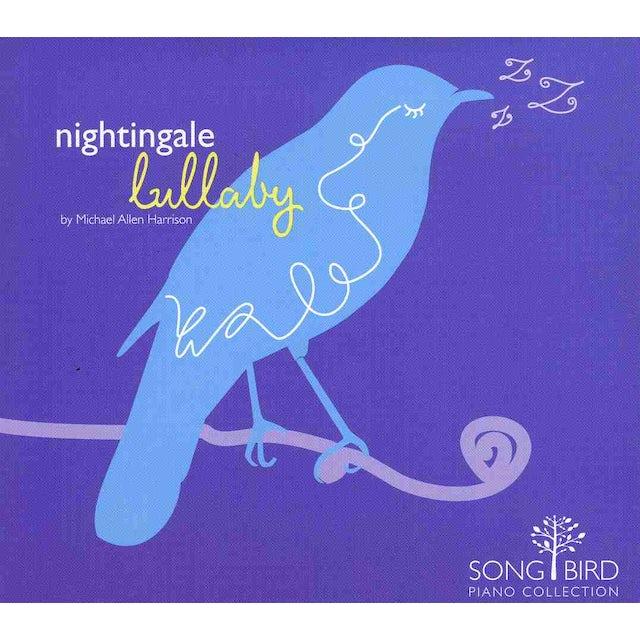 Michael Allen Harrison NIGHTINGALE LULLABY CD