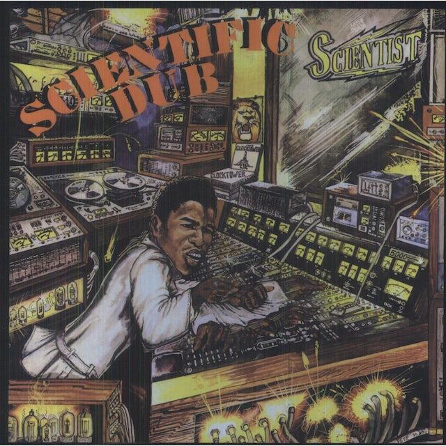 Scientist SCIENTIFIC DUB Vinyl Record