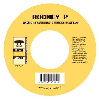 Rodney P SUCCESS Vinyl Record