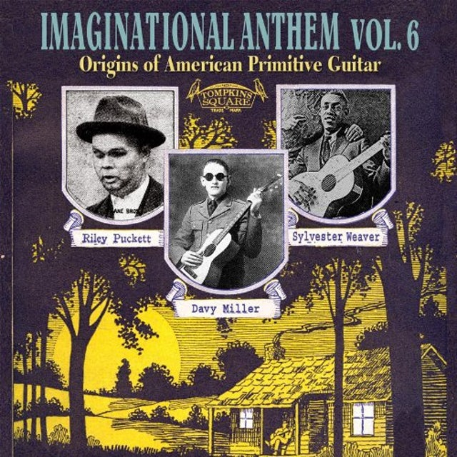 IMAGINATIONAL ANTHEM 6 / VARIOUS Vinyl Record