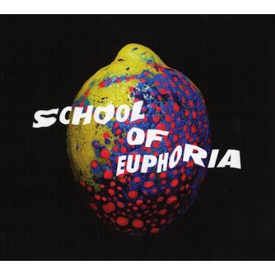 Spleen United SCHOOL OF EUPHORIA CD