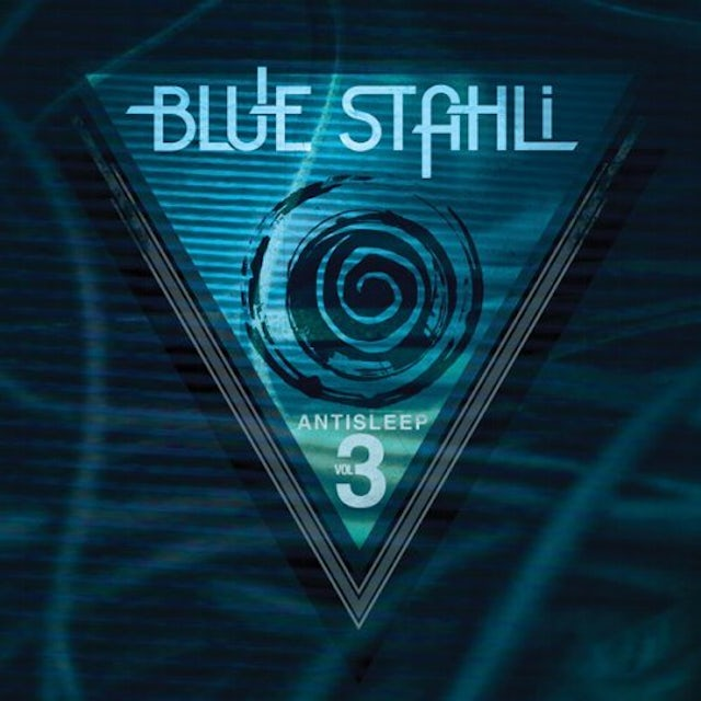 Blue Stahli ANTISLEEP 3 CD