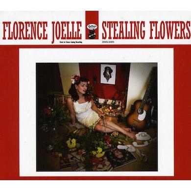 Florence Joelle STEALING FLOWERS CD