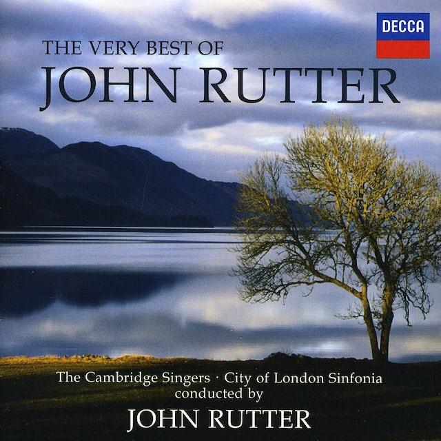 VERY BEST OF JOHN RUTTER CD