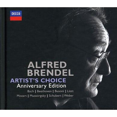 Alfred Brendel ARTIST'S CHOICE CD