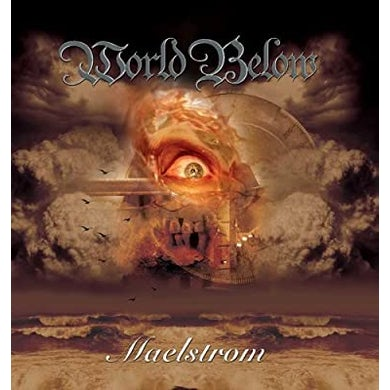 World Below MAELSTROM Vinyl Record