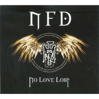 Nfd NO LOVE LOST CD