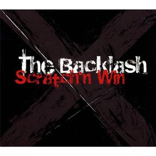 Backlash SCRATCH'NI'WIN CD