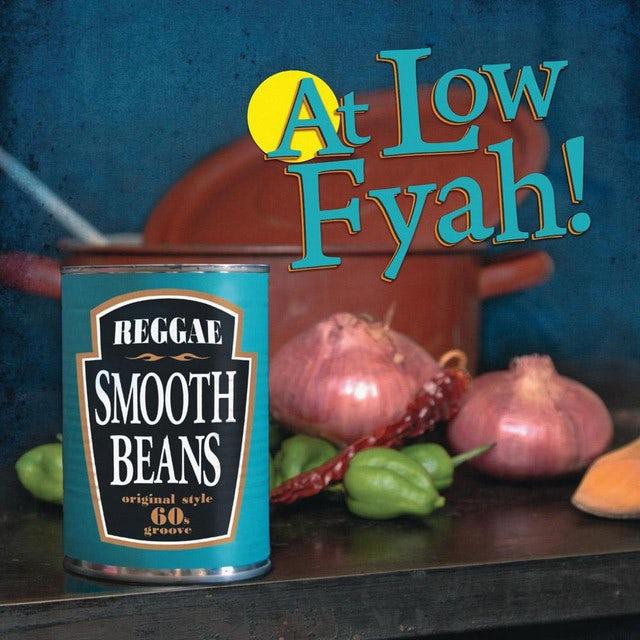 Smooth Beans AL LOW FYAH Vinyl Record