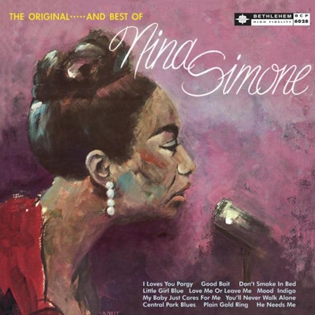 Nina Simone LITTLE GIRL BLUE Vinyl Record