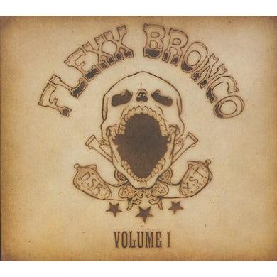 FLEXX BRONCO VOLUME 1 CD