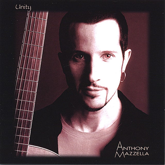 Anthony Mazzella UNITY CD