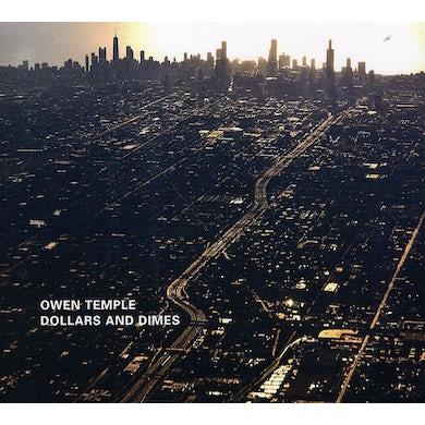Owen Temple DOLLARS & DIMES CD