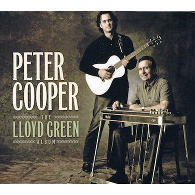 Peter Cooper LLOYD GREEN ALBUM CD