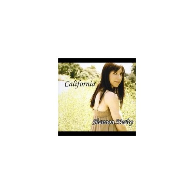 Shannon Hurley CALIFORNIA CD