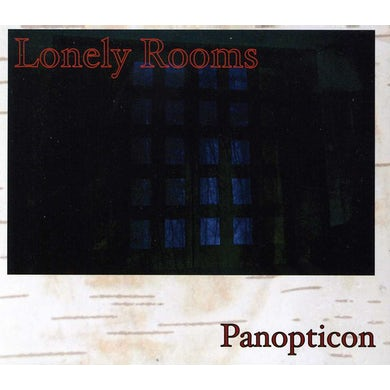 Panopticon LONELY ROOMS CD