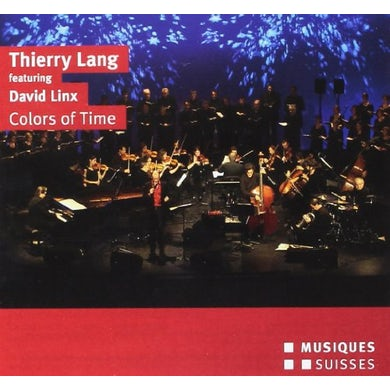 COLORS OF TIME CD