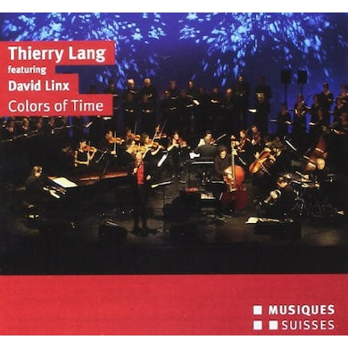 Thierry Lang COLORS OF TIME CD