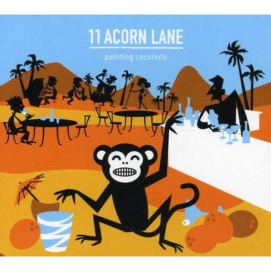 11 Acorn Lane PAINTING COCONUTS CD