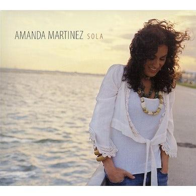 Amanda Martinez SOLA CD