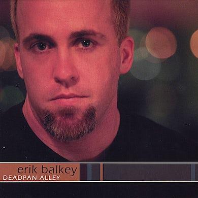 Erik Balkey DEADPAN ALLEY CD
