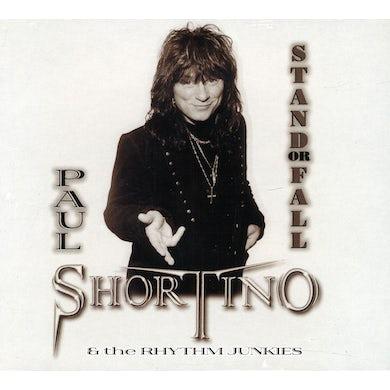 Paul Shortino STAND OR FALL CD