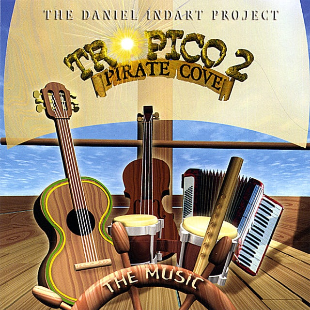 Daniel Indart TROPICO 2: PIRATE COVE CD