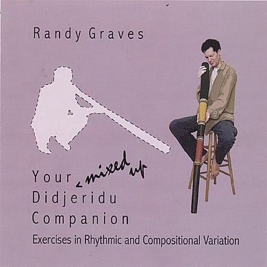 Randy Graves YOUR MIXED UP CD